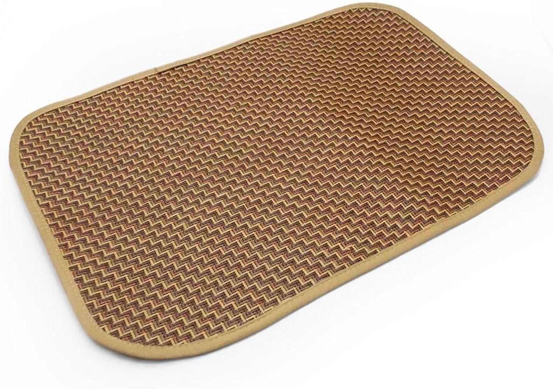 Kenkel Pads Dog Bed Pet Bolster Dog Bed Comfort Pet Mats Mat Summer Cool Mat 50x35cm Cat Bed Pet Supply Cover