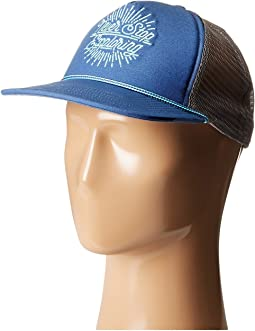 The North Face Kids - Youth Cross Stitch Trucker Hat