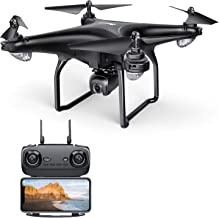 $169 » Potensic D58 Upgraded GPS Drone with Camera 1080P 5G WiFi FPV Transmission RC Quadcopter, Auto-Return, Follow Me, Orbit Mode, 18mins Max Flight Time