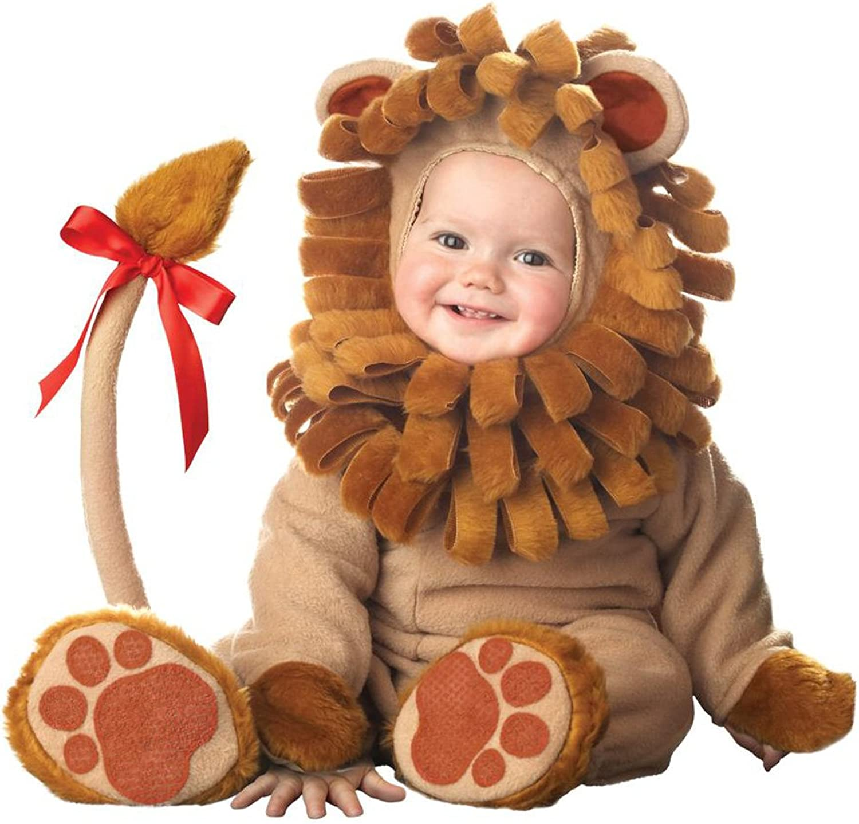 Baby Lion Costume Girls Halloween Fancy Dress