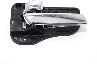 Otois Front/Rear Left Driver Side Chrome Interior Door Handle 826101D010 for Kia Rondo Carens 2007 2012