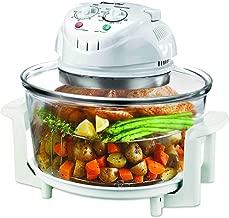 magic chef 3 gallon glass bowl convection oven
