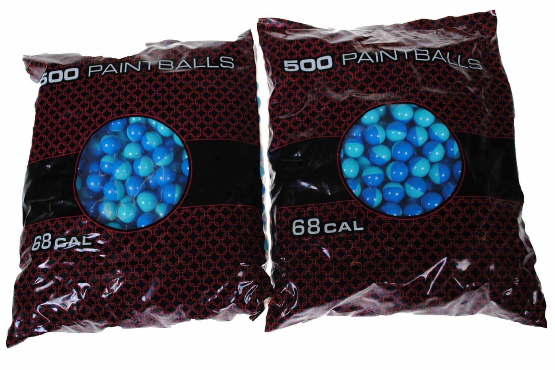 GI Sportz Certified Midnight Paintballs