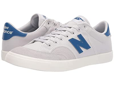 New Balance Numeric NM212 (Light Grey/Blue) Men