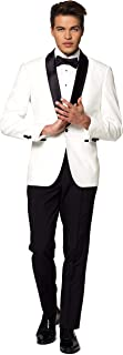 white tie and tails tuxedo