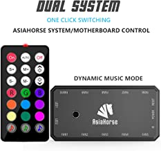 A Multi-Function ms-Hub Controller can Connect 10 Fans at The Same time, Adjust Speed (Range 800-1500 RPM), synchronize The Motherboard, and Switching Motherboard and hub throuth OneKey