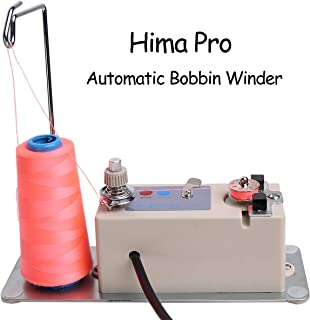 Automatic Bobbin Winder Electrical Bobbin Winder Electric Bobbin Winder - HimaPro