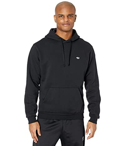 adidas Originals H Shmoo Hoodie (Black/White) Clothing