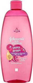 Johnson's Baby Kids Shiny Drops Shampoo, 500 ml