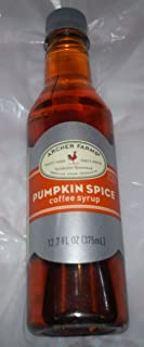Archer Farms Pumpkin Spice Coffee Syrup 12.7 Oz.