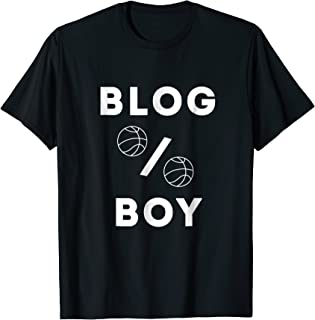 blog boy t shirt