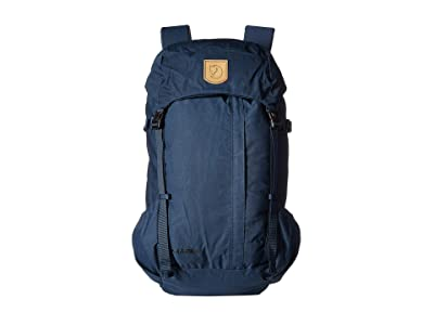 Fjallraven Kaipak 28 (Navy) Backpack Bags