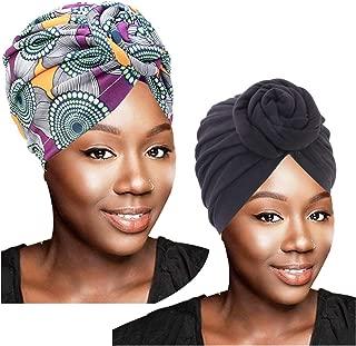 african print turban