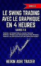 Le Swing Trading Avec Le Graphique En 4 Heures Livres 1-3: Partie 1 : Introduction au Swing Trading Partie 2 : Tradez les ...