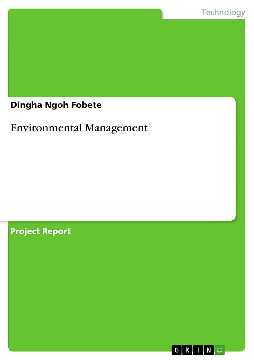 限りなく操作土砂降りEnvironmental Management (English Edition)