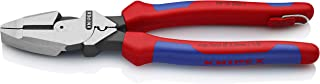 Knipex 09 12 240 T Lineman's Pliers with cable pulling device