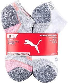 Puma Women low cut Socks 8-pair