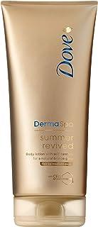 Dove DermaSpa Summer Revived Skin Gradual Fake Tan Body