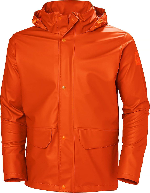Helly-Hansen Men's Workwear Gale Rain Jacket