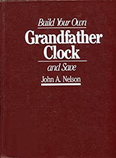 Build Your Own Grandfather Clock & Save