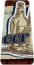 Yoga Mat Antislip TPE saint patrick's dag retro bier Hoge dichtheid vulling om pijnlijke knieën te voorkomen, Perfect voor...