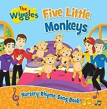 The Wiggles: Five Little Monkeys: Nursery Rhyme Song Book!