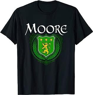 irish family name t shirts