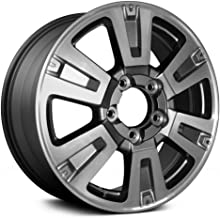Partsynergy Replacement For OEM Take-Off Aluminum Alloy Wheel Rim 20 Inch Fits 2014-2018 Toyota Tundra 5-152.4mm
