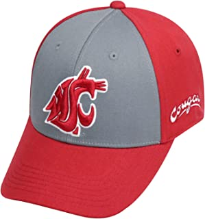 Top of the World NCAA-Premium 2 Tone with Team Colors-1-Fit-Memory Fit-Hat Cap