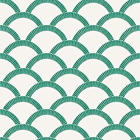 Spoonflower Peel And Stick Removable Wallpaper Green Marble Stone Malachite Mineral Emerald Rock Print Self Adhesive Wallpaper 12in X 24in Test Swatch Amazon Com