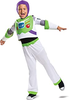 Disguise Buzz Lightyear Classic Toy Story 4 Child Costume