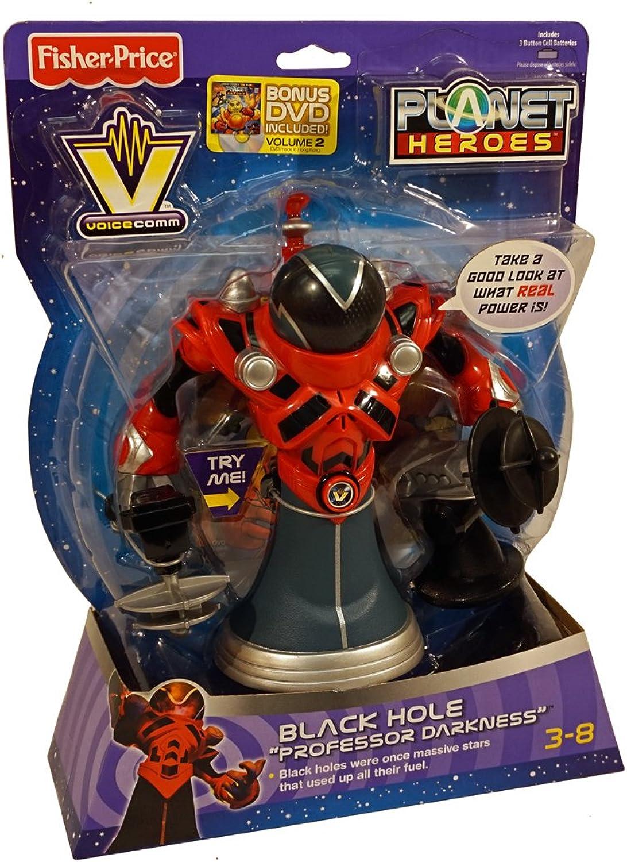 FisherPrice Planet Heroes Voice Comm Blackhole