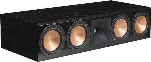 Klipsch 1064562 RC-64 III Center Channel Speaker Black Ash