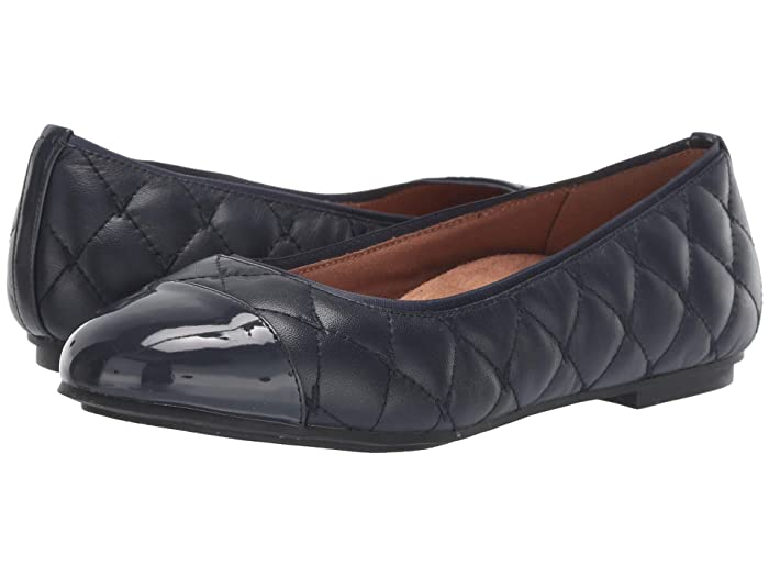 VIONIC  Desiree (Navy) Womens Shoes