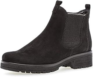 Gabor Comfort Chelsea Boots zwart