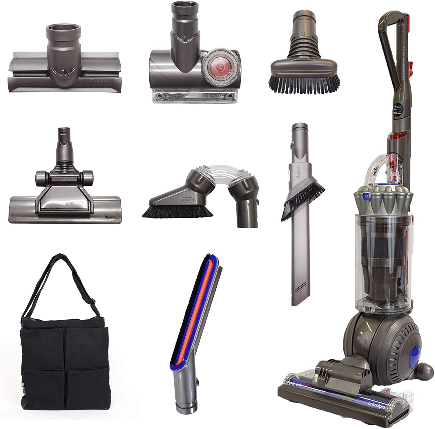 Dyson Ball Formerly DC65 Animal+ Upright Va 最安値 Complete Allergy 日本正規代理店品