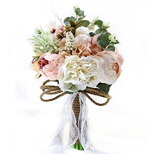 Bridal Wedding Bouquet Amazon Com