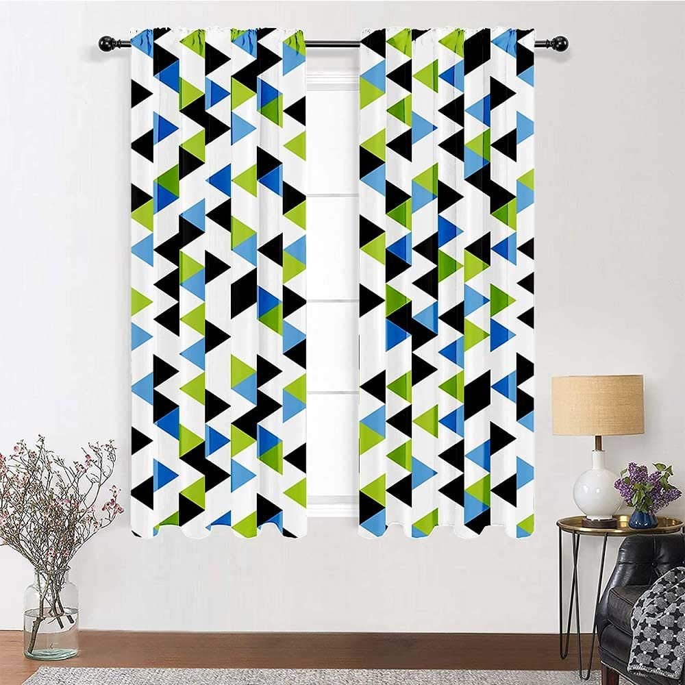 Very popular Outdoor Curtains for Patio New mail order Waterproof Decor Geometric Collection
