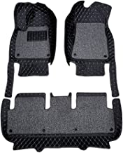 AOYMEI Car Floor Mats for 2012-2018 Volkswagen Jetta Custom Fit Fully Surrounded Double Layer Detachable Wire Loop All Weather Protection Front Rear Row Floor Liners Black