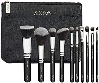 Zoeva Fashion 15pcs Wool Colour Makeup Brushes Sets Tools for Women