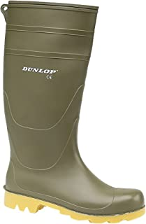 Dunlop Universal PVC Welly/Mens Wellington Boots