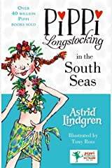 Pippi Longstocking in the South Seas Kindle Edition