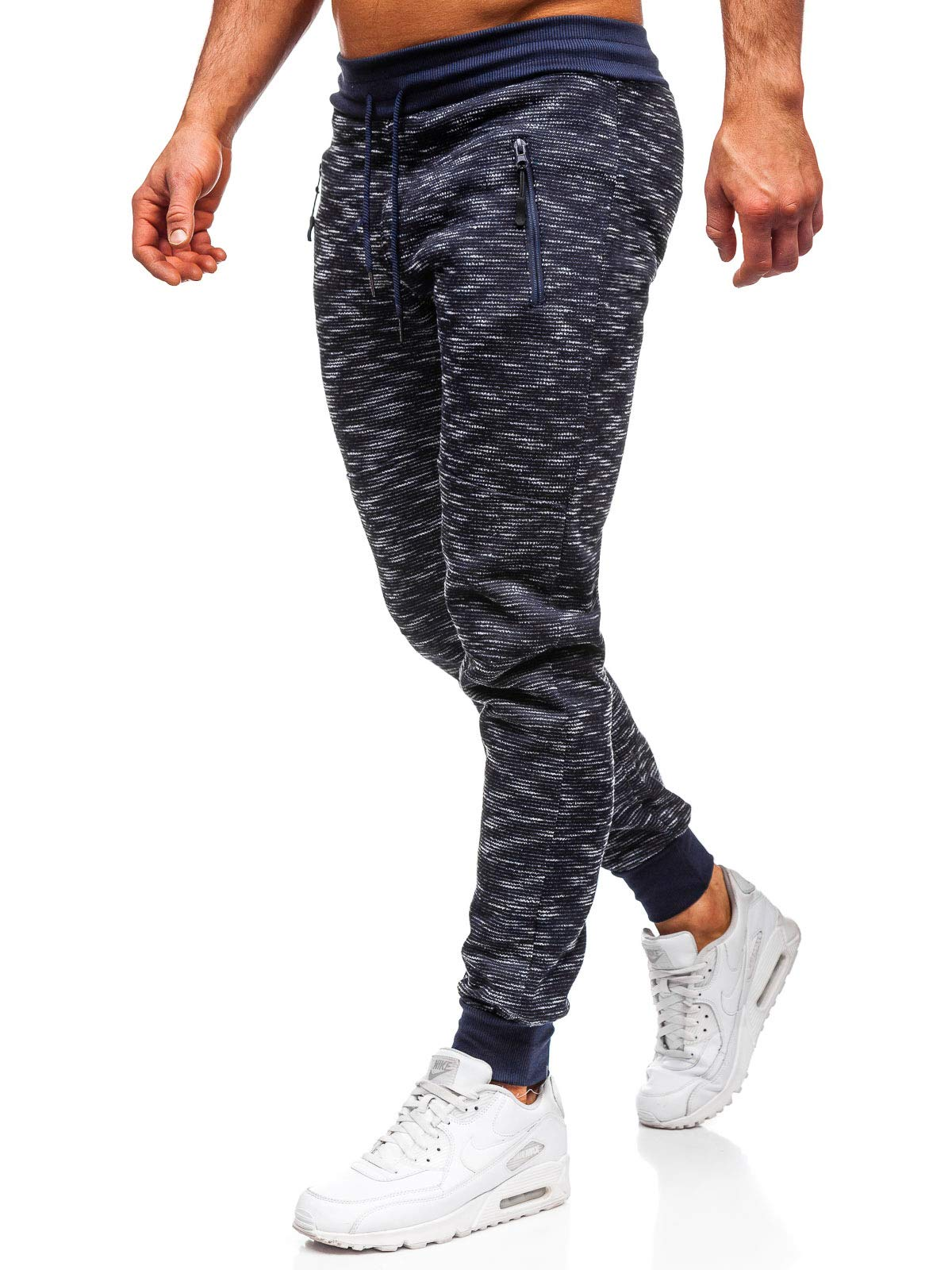 BOLF Sweatpants Pants Training Running Joggers Camo Active Mens Mix 6F6 Trousers