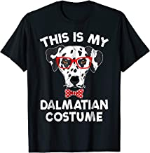 This Is My Dalmation Costume Dog Lover T Shirt