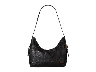 The Sak Kendra Hobo (Black) Hobo Handbags