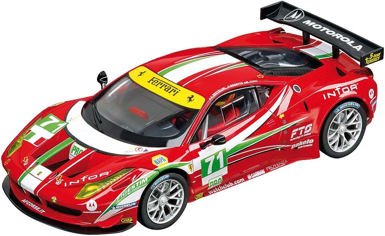 autorización Cocherera - Coche Digital 132 Ferrari 458 Italia Italia Italia GT2 AF Corse, No.71, 2012, escala 1 32 (20030639)  varios tamaños