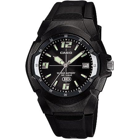 [カシオ] 腕時計 スタンダード MW-600F-1AJF ブラック