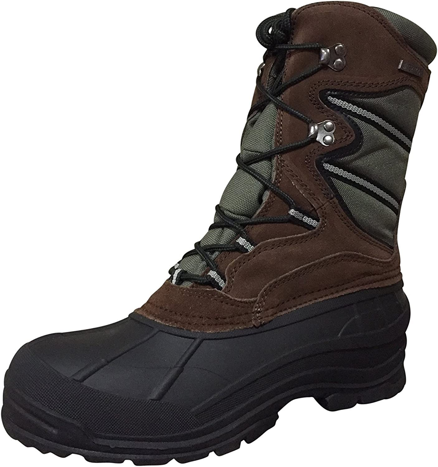 ClimaTex GYC-09S Mens Max 50% OFF Snow famous Boots Winter