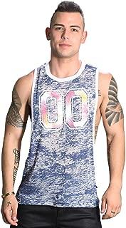 Summer Burnout Gym Tank