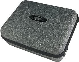 Oakley Ellipse O Array Sunglass Case, Grey, One Size